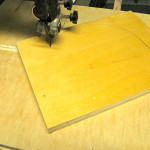 Cutting Disk on Bandsaw