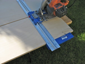 Using Kreg Rip-Cut Plywood