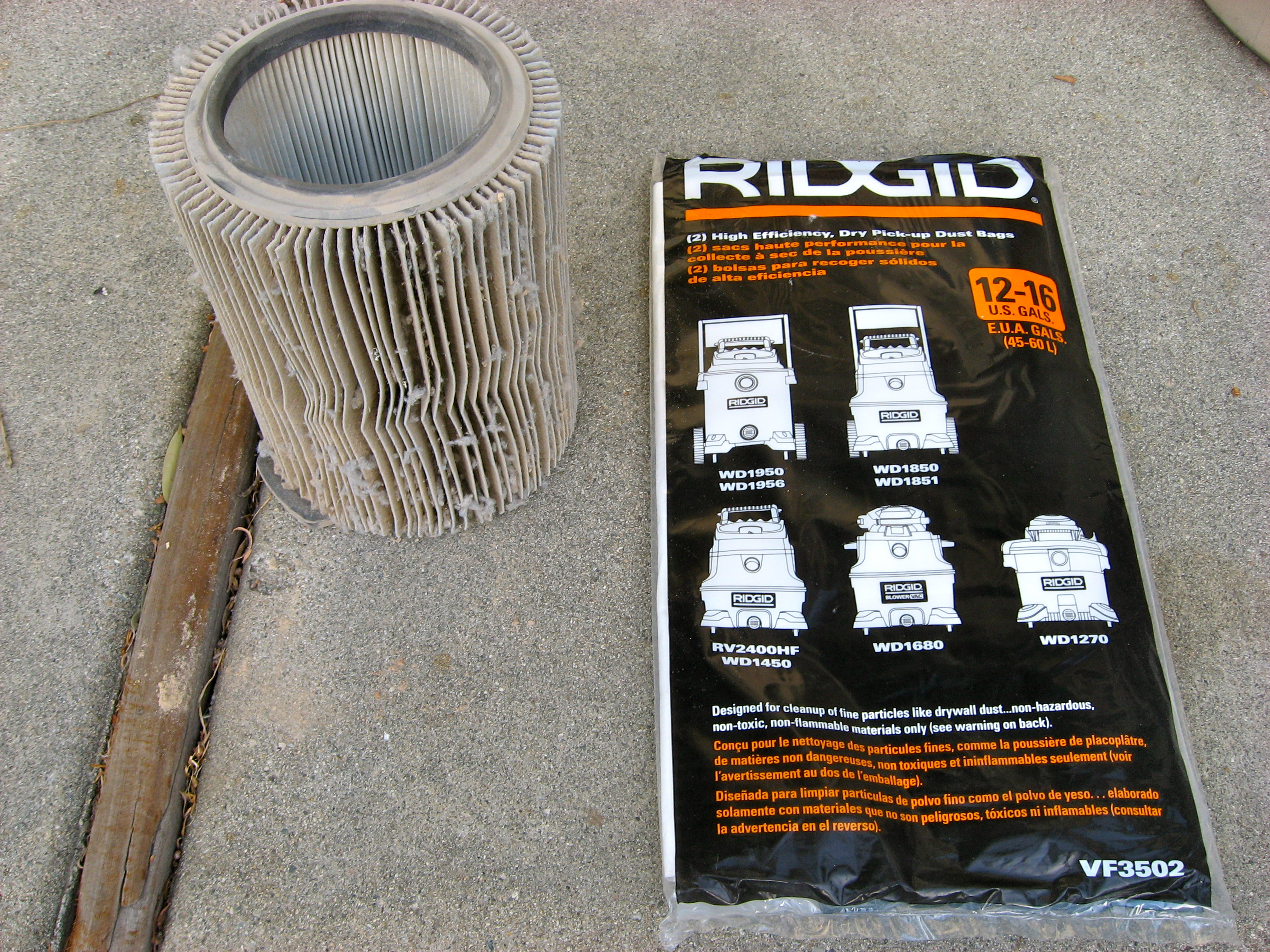 Ridgid Wd1450 Wet Dry Vac Review Made By Alan