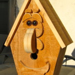 Funny Face Birdhouse