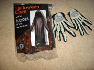 Reaper Costume Bag