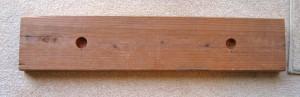 wood base reaper