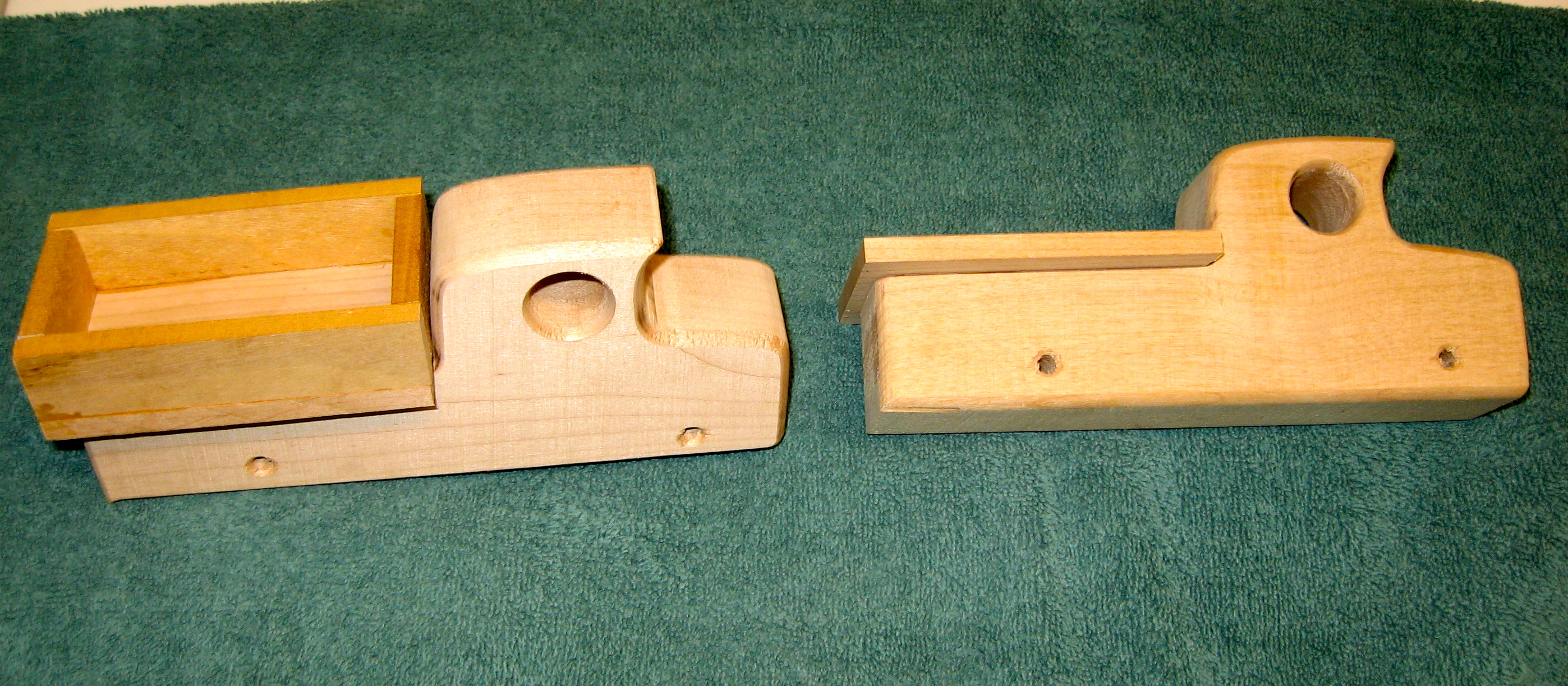 Making Wooden Toy Cars For Charity - Made by Alan