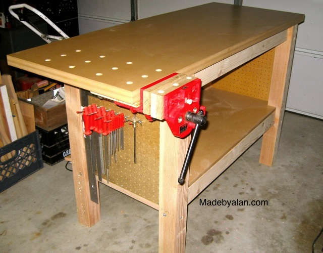 Simple strong workbench